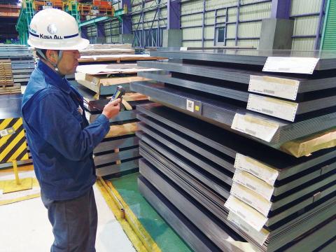 古賀オール、東京第3工場在庫管理を効率化