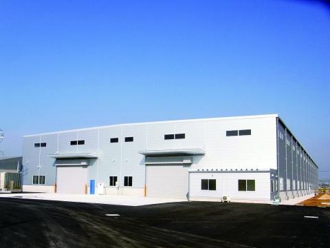飯島鋼管、鋼材バックヤード開設 吉川工場