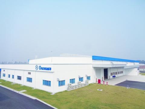 鈴覚、ベトナム工場が稼働 世界3拠点体制整備