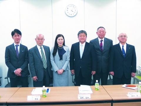 リサイクル6社、包括業務提携で会見 アジアで欧米メジャーに対抗