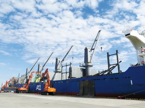 扶和メタル、大型船での鉄スクラップ輸出に着手