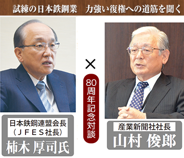 【第3回】試練の日本鉄鋼業 製販一段の構造変化も 「革新技術」の開発必要