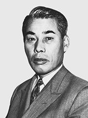 亀尾芳雄・産業新聞社・創業社長