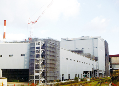 神鋼・加古川、新連鋳 今夏にも試運転 上工程集約が本格化