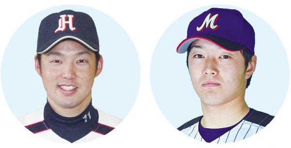 プロ野球ドラフト会議 新日鉄住金関連 2選手が指名 森原投手 玉井投手