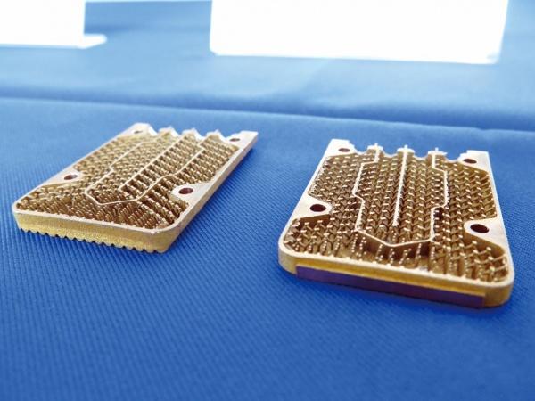 ダイヘン、銅合金3D造形技術確立 世界初、汎用機で実証