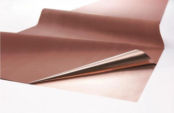三井金属 キャリア付極薄銅箔、月産能力35%増強