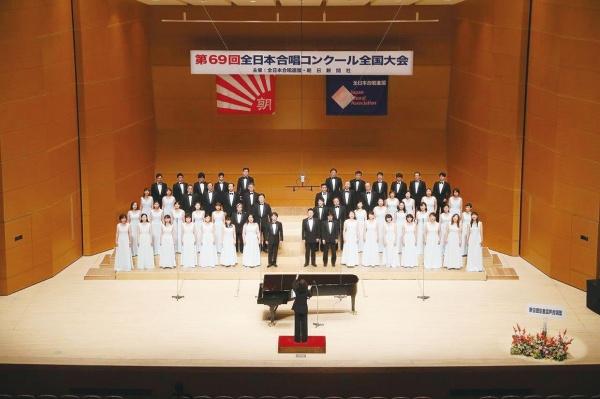 新日鉄住金・混声、合唱コンクール全国大会で優勝