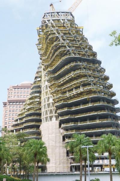 建築用780N/平方ミリ級厚板・溶材 神鋼、台湾向け初納入