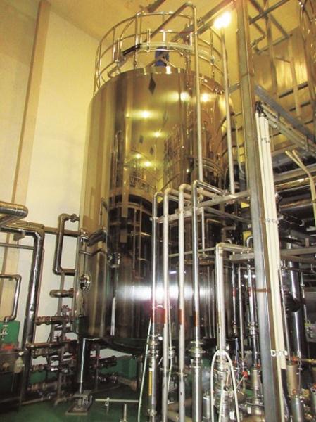 NSSC、スーパー二相ステンレス厚板 大型食品タンク向け初採用 用途拡大に弾み