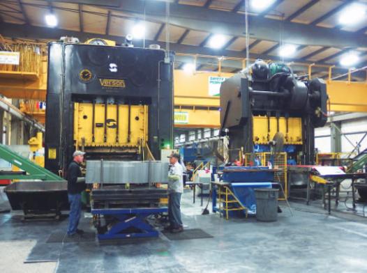 スティール・テクノロジーズ、米国2州で設備投資