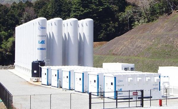 神戸製鋼など、圧縮空気エネ貯蔵システム実証試験を開始