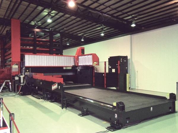 アマダマシンツール、高生産性レーザー機発売