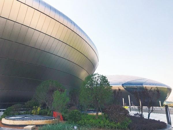新日鉄住金、チタン製品中国で採用 外装材で過去最大面積