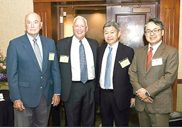 新日鉄住金、米ICIが操業25周年 鍛造クランクシャフト事業 式典に100人参集