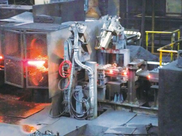 三興製鋼、カメラ方式の探傷装置導入