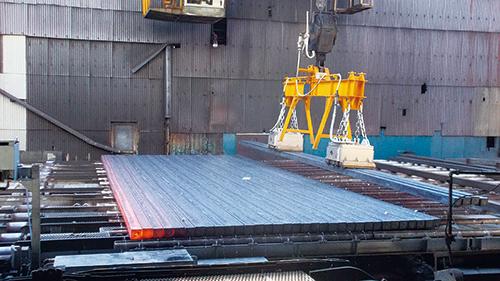 東京鋼鉄、サイズ拡大・長尺化工事完了