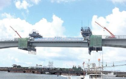 新日鉄住金、塗装周期延長耐食鋼、沖縄で初採用