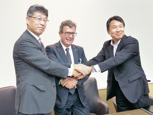 LiB負極材を共同開発 東芝・双日・伯CBMMが契約