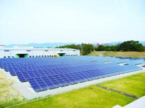コンドーテック、滋賀工場 太陽光発電システム 本稼働を開始