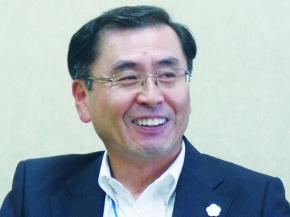 JFEスチール セクター長に聞く 形鋼・スパイラル 上田 弘志氏 専務執行役員 生産に上方弾力性を