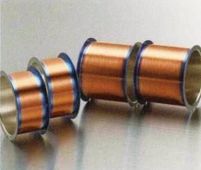 タツタ電線 ボンディングワイヤ、国内外で生産分担