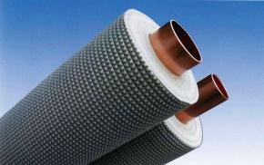 空調用銅管値上げ 被覆材分の転嫁難航