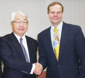 日鉄住金P&E、米社と国内水素ステーション建設で合意
