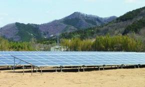 メタビッツが売電事業 栃木県内最大級のメガソーラー建設