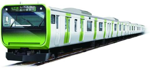 JR東日本、山手線に新型ステンレス車両E235系を導入 15年秋