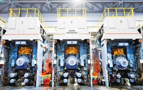 高炉・商社、北米進出を加速