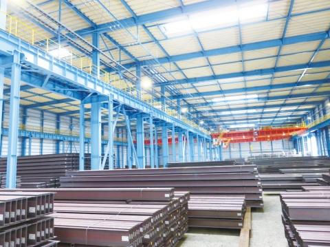 東京製鉄、岡山に新形鋼専用倉庫