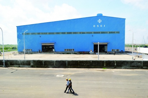 CSC、インド無方向性電磁鋼板拠点 12月上旬めどに稼働