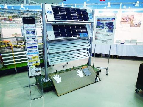 理研興業など3社共同、吹払型防雪柵を開発