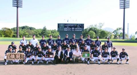 社会人野球日本選手権 JFE西日本 6大会連続出場