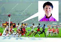 篠藤淳選手(山特陸上部) アジア大会で健闘 男子3000メートル障害4位