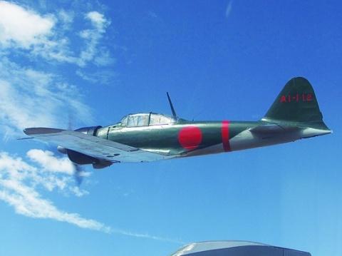 零戦、米から里帰り~飛行可能機で戦後初~