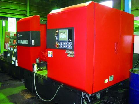 日鉄、新切断設備を導入 来年4月本稼働