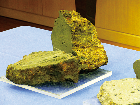 JOGMEC、最大規模の海底熱水鉱床