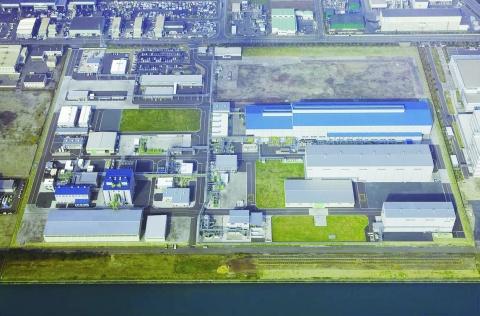 東邦チタニウム 若松工場、稼働率9割に上昇