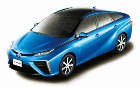 神戸製鋼 チタン合金材、トヨタの燃料電池車「MIRAI」に採用