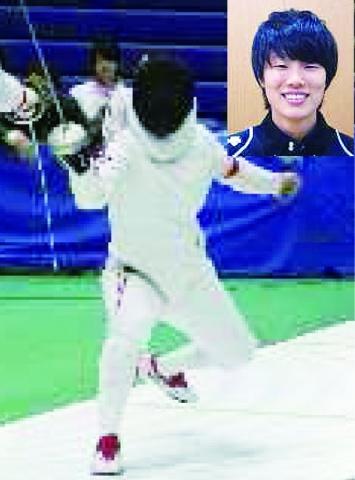 山九、フェンシング女子大石選手を採用