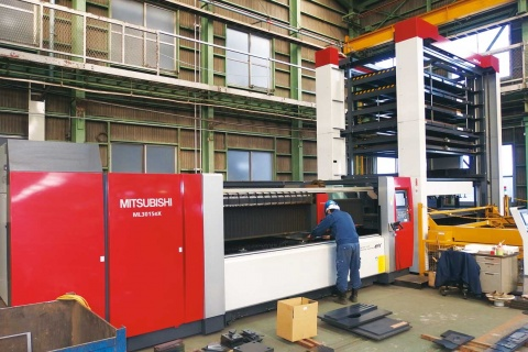 千葉鋼材、加工能力拡充を加速