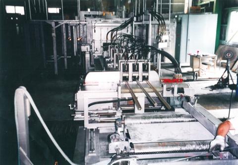 サンエツ金属、連続鋳造機2ラインを取得