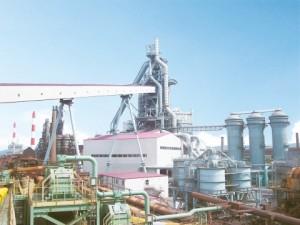 和歌山製鉄所第1高炉