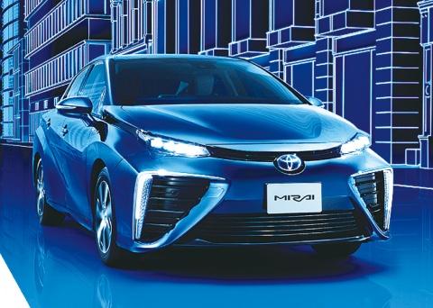新日鉄住金のチタン箔 トヨタ「ミライ」に採用