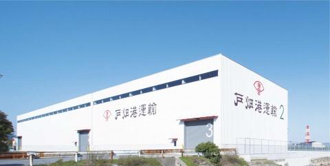 日鉄住金鋼板の高耐食新製品 戸畑港運輸、倉庫増改築に採用