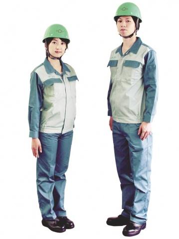 淀川製鋼所、作業着を刷新 新しい作業着グリーン基調に