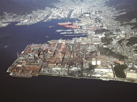 日新製鋼、呉の自家発電設備更新 140億円投資 コスト年10億円減