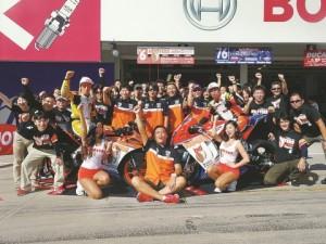 オーファ鈴鹿8耐ルポ・チームワークで完走1508C